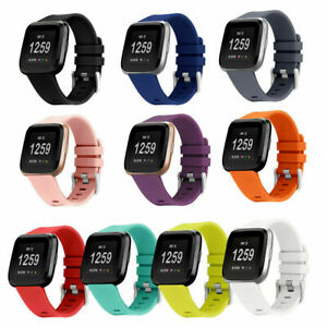 For Fitbit Versa 2 /Versa Lite/Versa Replacement Silicone Sport Watch Band Strap