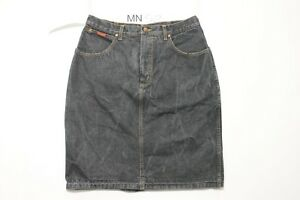 Mini Jupe WRANGLER (Code MN52) Jeans D'Occassion Vintage