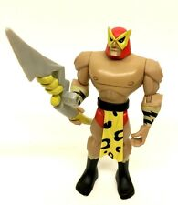 """Batman Brave and the Bold B'wana Beast 5"""" Action Figure Loose Complete"""