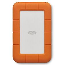 500gb LaCie Thunderbolt Rugged Usb-c esterno SSD - Orange