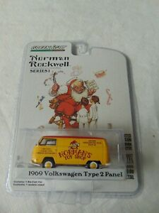 Greenlight Norman Rockwell Series  1  Volkswagen Type 2 Panel
