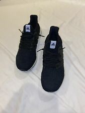 adidas Men's Ultra Boost Black3.0Casual Running Shoes Utility Black Size 13M