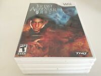 The Last Airbender ( Nintendo Wii) NEW!
