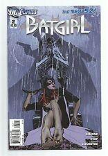 Batgirl #2 New 52 Nm First Print
