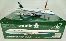 Saudi Arabian Boeing 747-300 OC Reg: HZ-AIK JC Wings 1:200 Diecast Models XX2405