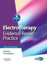 Electrotherapy: evidence-based practice, 12e[Paperback] [2008]