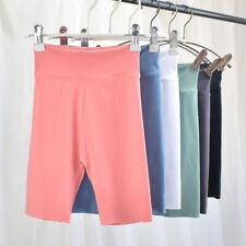 Children Shorts Casual Soft Breathable Bottom Leggings Knee Length Short Pants