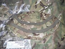 Mk7 Helmet cover MTP New Size Large with press-stud retainer / MTP tie on strips