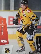 136 Nick St. Pierre Krefeld Pinguine DEL 2014-15 Basic Set
