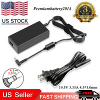 AC Adapter Charger For HP Stream 11 13 14 15 Notebook PC Series 65W 2 prong