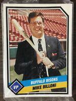 1989 CMC (TCMA) BUFFALO Bisons Minor League UNOPENED Complete Team Set H8019227