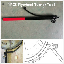 Auto Car Vehicles Holder Wrench Clamps Flex Plate Flywheel Turner Tool Foldable