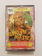 Kung-Fu Master juego Spectrum 48K version Española