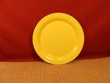 "Nancy Calhoun Dinnerware Solid Colors Yellow Salad Plate 8"""