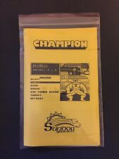 Champion game for TRS-80 Color Computer CoCo 1, 2, & 3 Disk NEW! Sundog Systems