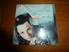 ZAZIE - HOMME SWEET HOMME ( CD SINGLE )