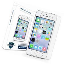 Tech Armor Apple iPhone 5 Ballistic Glass Screen Protectors for 5C / 5S / 5 / Se