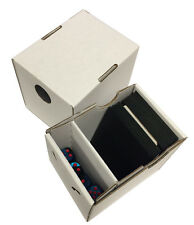Two Max Pro Deck Lock Boxes / Card Holder  MTG Pokemon YuGiOh Force of Will NEW