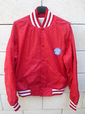 VINTAGE Blouson léger EPCOT CENTER WALT DISNEY WORLD jacket 80'S made in USA M