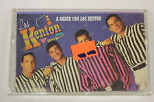 Los Kenton A gozar con los kenton(Audio Cassette Sealed)