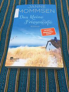 Das kleine Friesencafé von Janne Mommsen/Taschenbuch 2021/Rowohlt Polaris