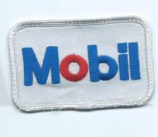 Mobil Oil driver employee patch 2 X 3-1/4     #39