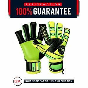 GK Saver Passion Hammer Mix Cut PS05 Hybrid Football Goalkeeper Gloves Size 6-11