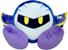 "New Little Buddy Kirby of the Stars 1466 Meta Knight 13"" Stuffed Plush Cushion"