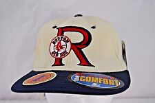 Boston Red Sox Rare 90 Baseball Cap Ivory/Blue Fitted 6 5/8 - 7 1/8  NWT
