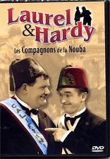 DVD - LES COMPAGNONS DE LA NOUBA - Laurel & Hardy