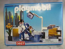 Playmobil 3927 Rescue Dentist Office Series Dental Equipment Geobra West GERMANY
