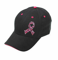 Breast Cancer Awareness Pray For A Cure Buttefly Ribbon Gift Ideas Cap