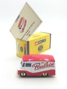 Morris Ld Poulain 1/50 Corgi Trucks Yesteryear 41/50 Box COA Proch Of New