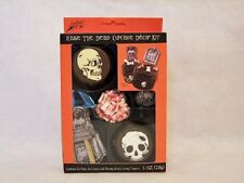 Festival Raise the Dead Cupcake Decor Kit Halloween Makes 24 Cupcakes