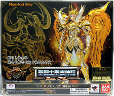 NEW BANDAI SAINT SEIYA MYTH SOUL OF GOLD GOD CLOTH EX ARIES MU USA