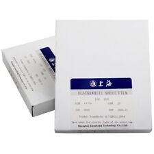 2 Boxes Shanghai GP3 4x5 Black & White B/W Negative ISO 100 Film Fresh 50 Sheet