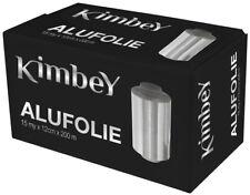 Femmas Kimbey Friseur Alufolie 200m 12cm 15 y mit Abrisskante Strähnenfolie