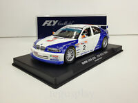 Slot Car Scalextric Fly 88123 BMW 320i E46 Fia Etcc 2003 Antonio Garcia A-625
