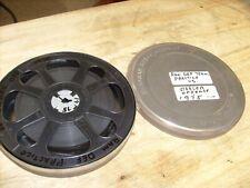 1975 Vintage Projector Film, Pittsburgh Steelers Football - 16mm , Rams