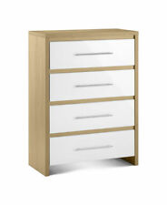 More than 200cm High Bathroom Height 3 Chests of Drawers