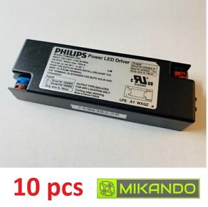 10 Philips LED Power Supply 30W 15V-42V 700mA Dimmable PDM030H-700C Driver 120V