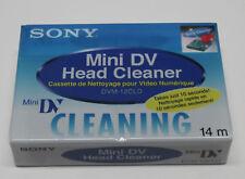 1 Sony DVL980 Mini DV head cleaner tape for JVC GR DVL980U DVM5U DVM55U DVM70