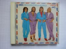 CD Abba - Gracias Por La Musica Polydor P0CP-2209 ohne Spine / ohne Obi / Japan