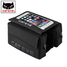 CATEYE Bike Front Beam Reflective Tue Bag Touch Screen Waterproof Phone Bag