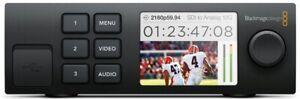 Blackmagic Teranex Mini Smart Panel Streaming-Zubehör Zubehörpakete