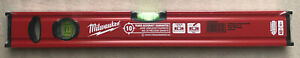"Milwaukee Level 40cm (16"") Non Magnetic RedStick Slim 4932459090 NEW"