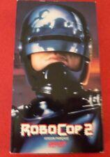 VHS French Movie Robocop 2 Le Justicier de L'avenir !