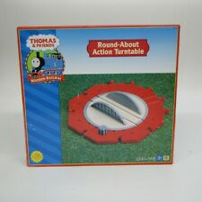 Thomas & Friends Round About Action Turntable Wooden Railway