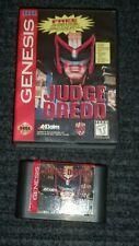 Judge Dredd (Sega Genesis, 1995)