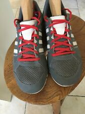 Adidas Olympic London 2012 Limited Edition Grey White Trainers Size 7